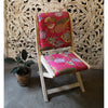 Jaipur Wooden Folding Chair