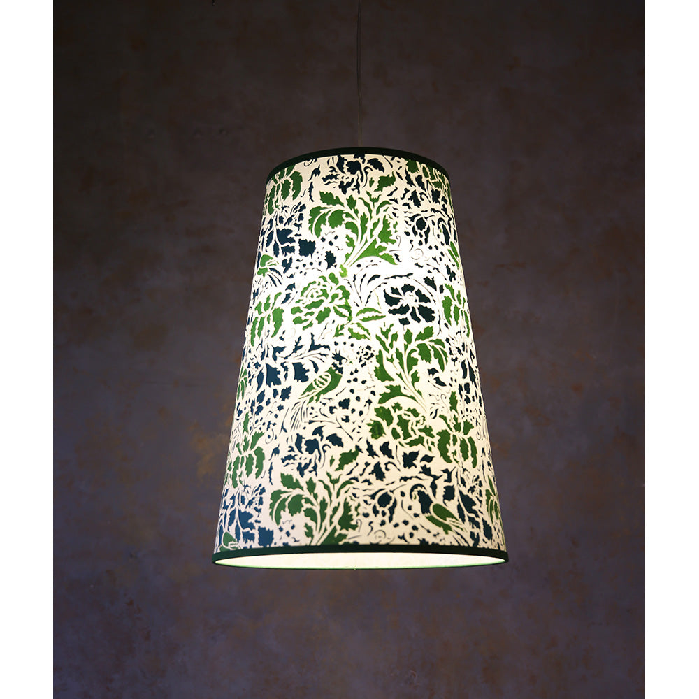 Piaf Print Hanging Light
