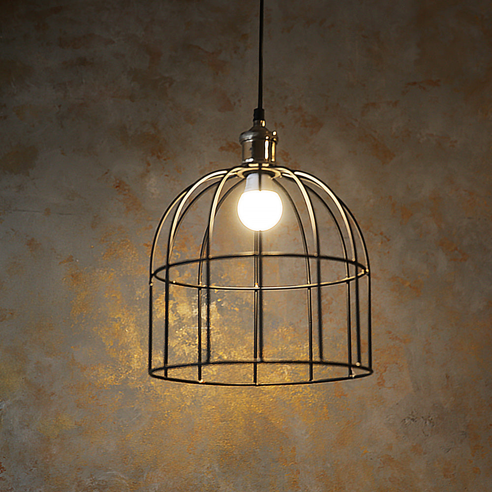 Cage Hanging Light