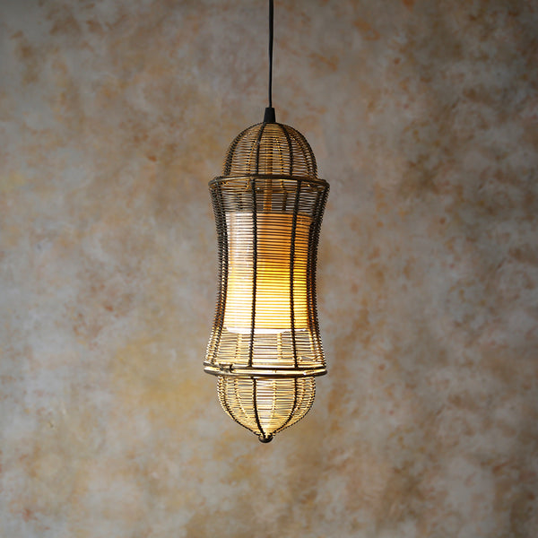 Wire Mughal Hanging Light