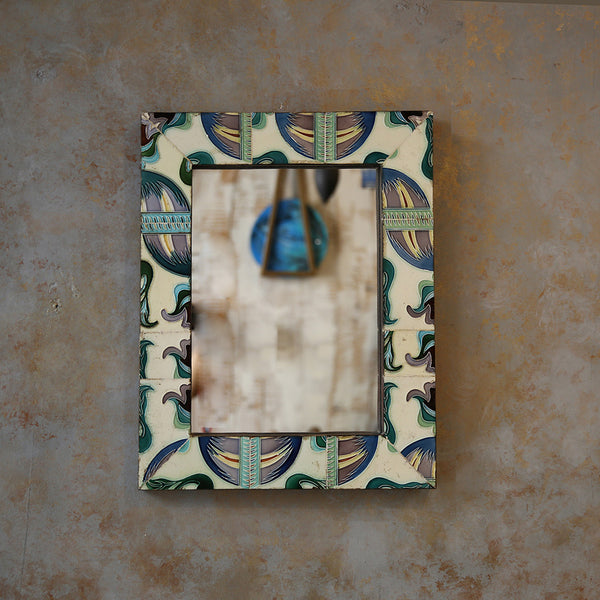 Antique Tile Frame