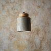 Concrete & wood light