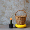 Basket Lamp