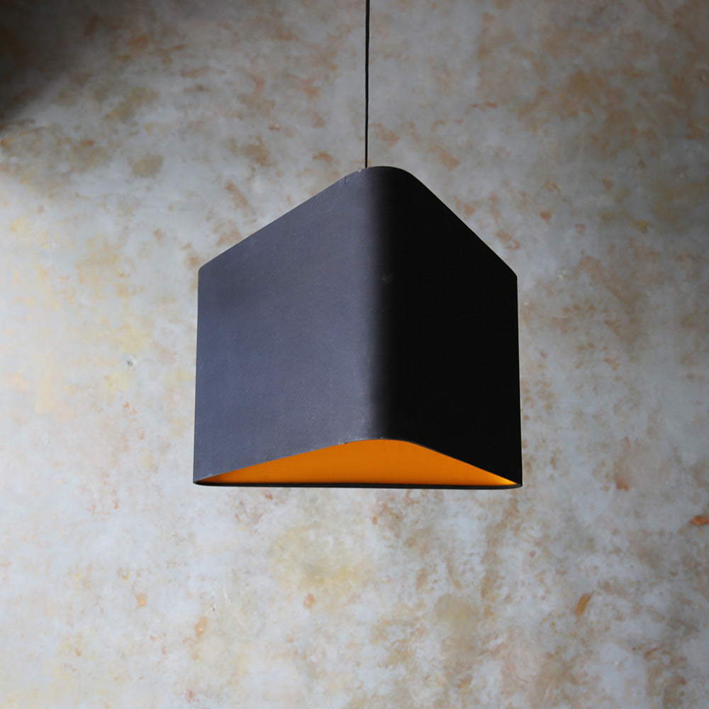 Triangle Hanging Light