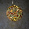 Bead Ball Chandelier