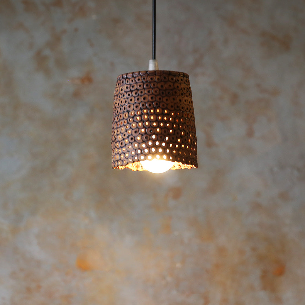 Honeycomb Hanging Lamp