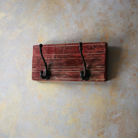 Distressed Panel Hook