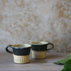 Lime Tea Mugs(Set of 2)
