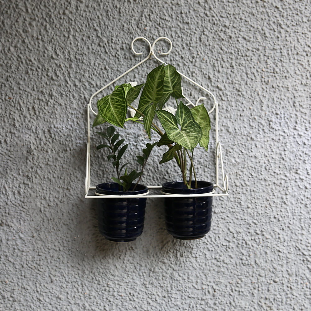 Leaf Wall Planter
