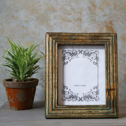 Vintage Photo Frame- Wall/Table