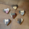 Vintage Heart Decor (Set of 2)