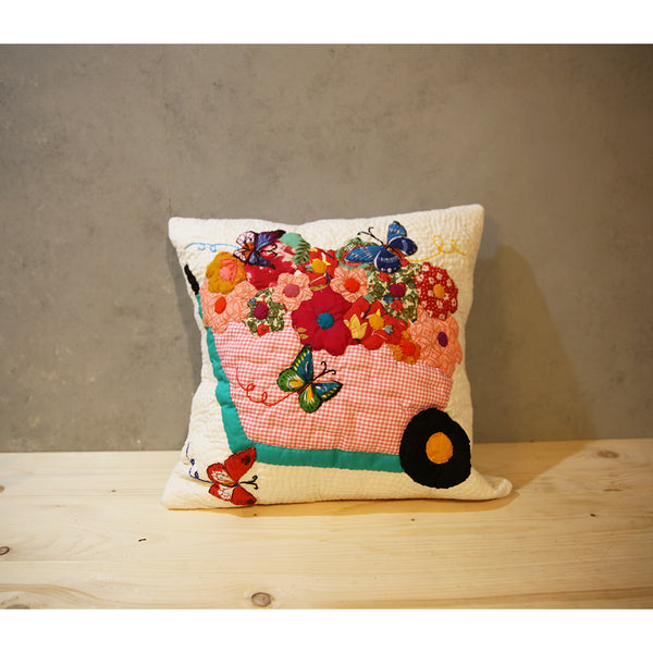 Wheelbarrow Cushion Cover