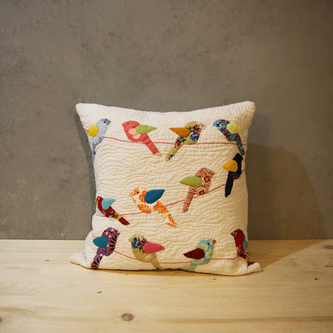 Bird Cushion Cover