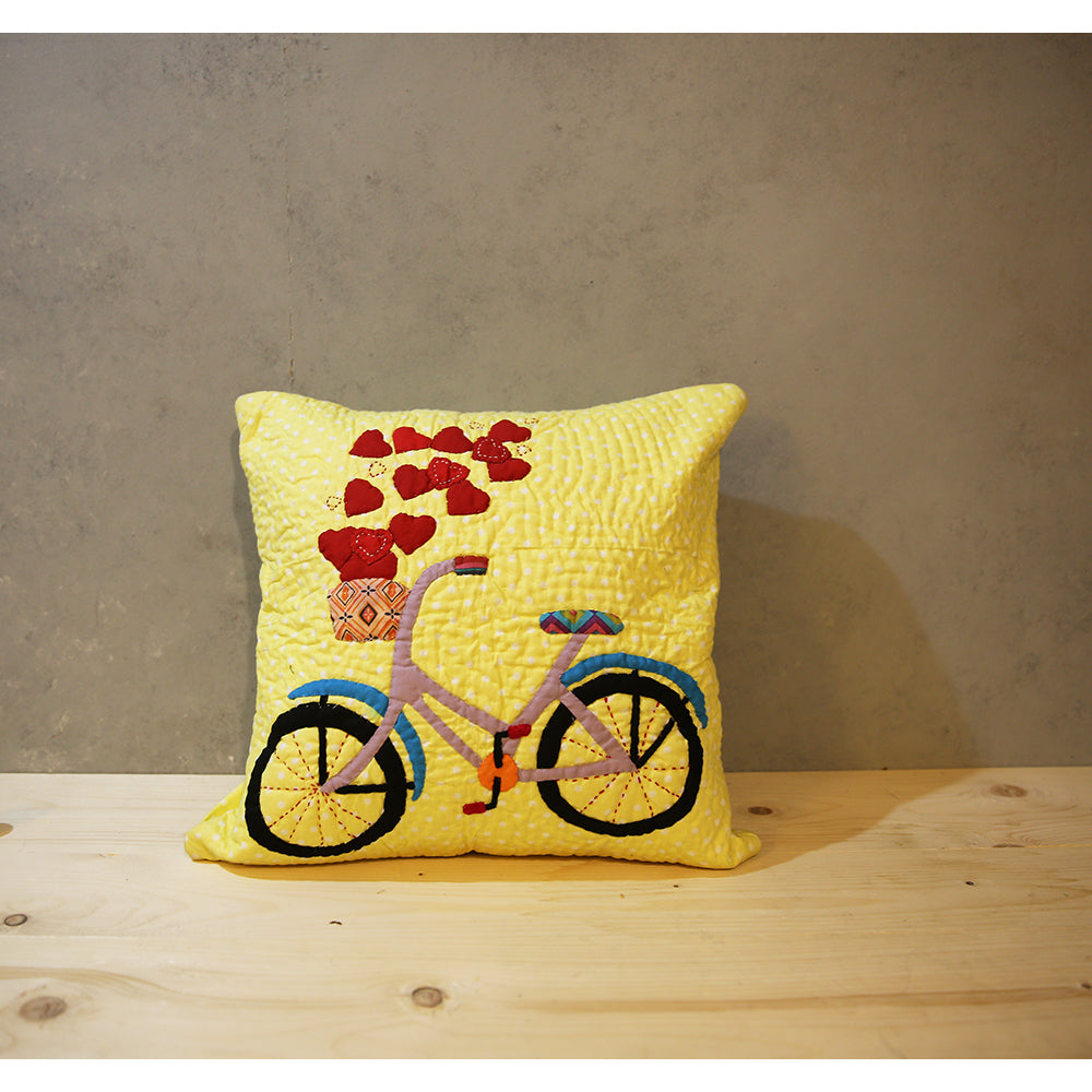 Bicycle Cushion Cover