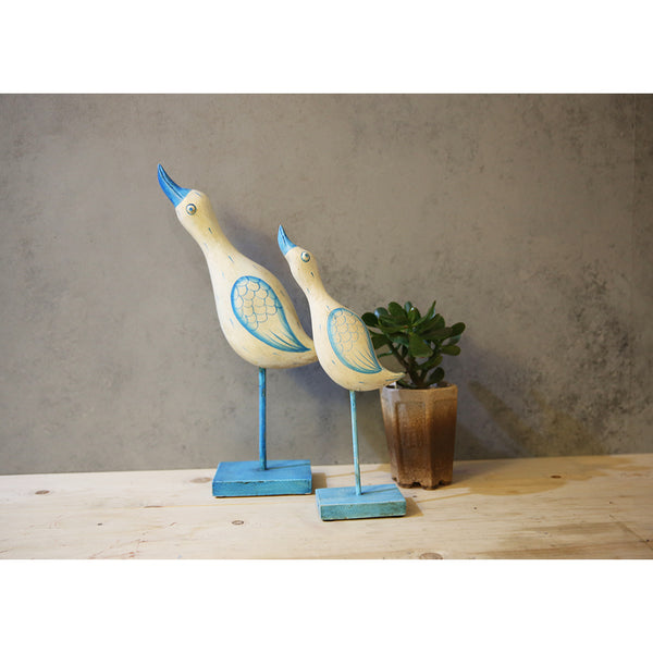 Set of Wooden Ducks (Set of 2)