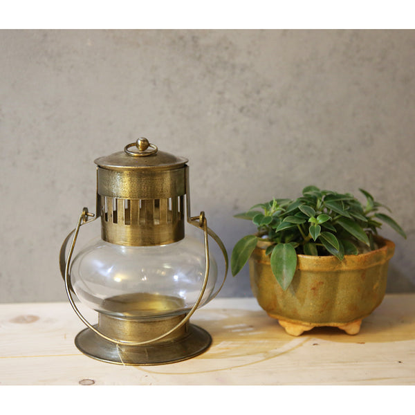 Antique small lantern