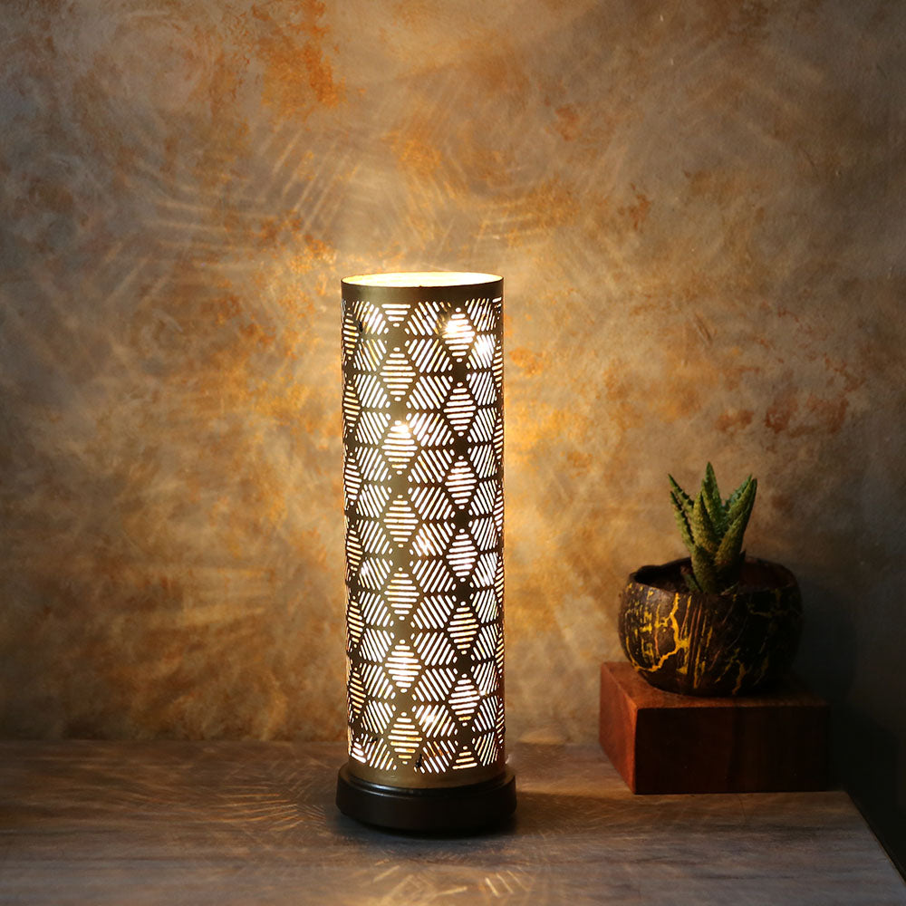Light House String Table Lamp