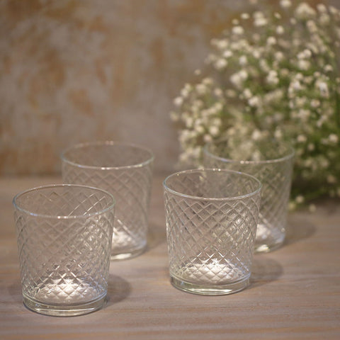 Ocean Glasses (Set of 4)