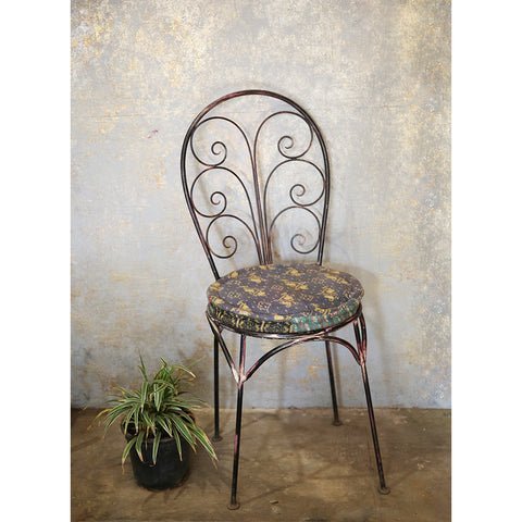 Metal Garden Chair