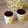 Purple Mini Tumblers (Set of 2)