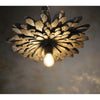 Distressed Flower Light