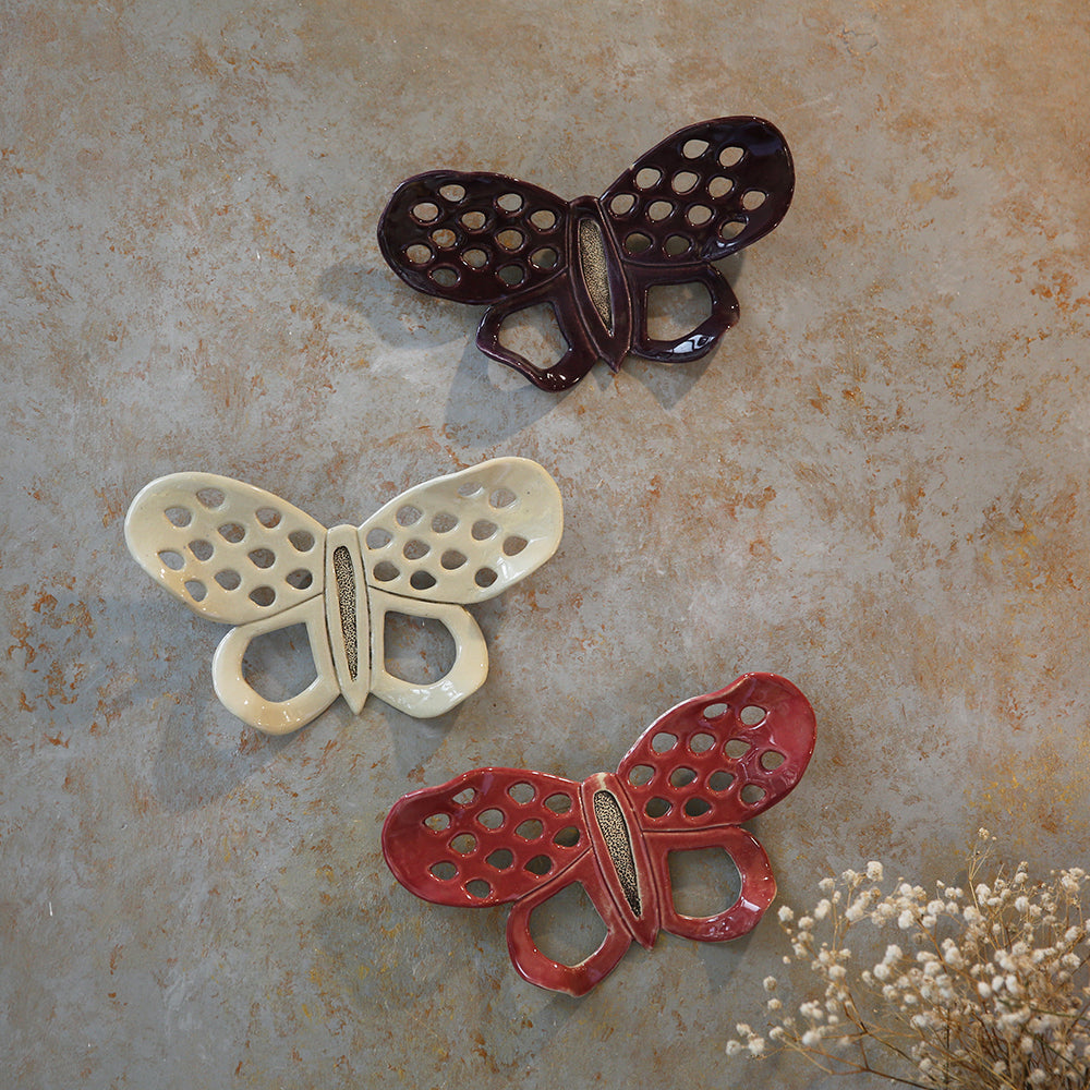 Wall Butterflies (Set of 3)