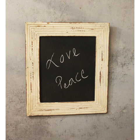 Distressed Blackboard frame
