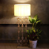 Antique Grill Floor Lamp