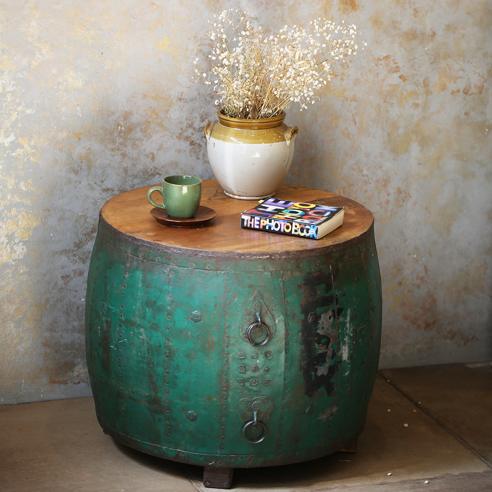 Vintage Container Coffee Table Online