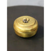 Antique Brass Extra Mini Box