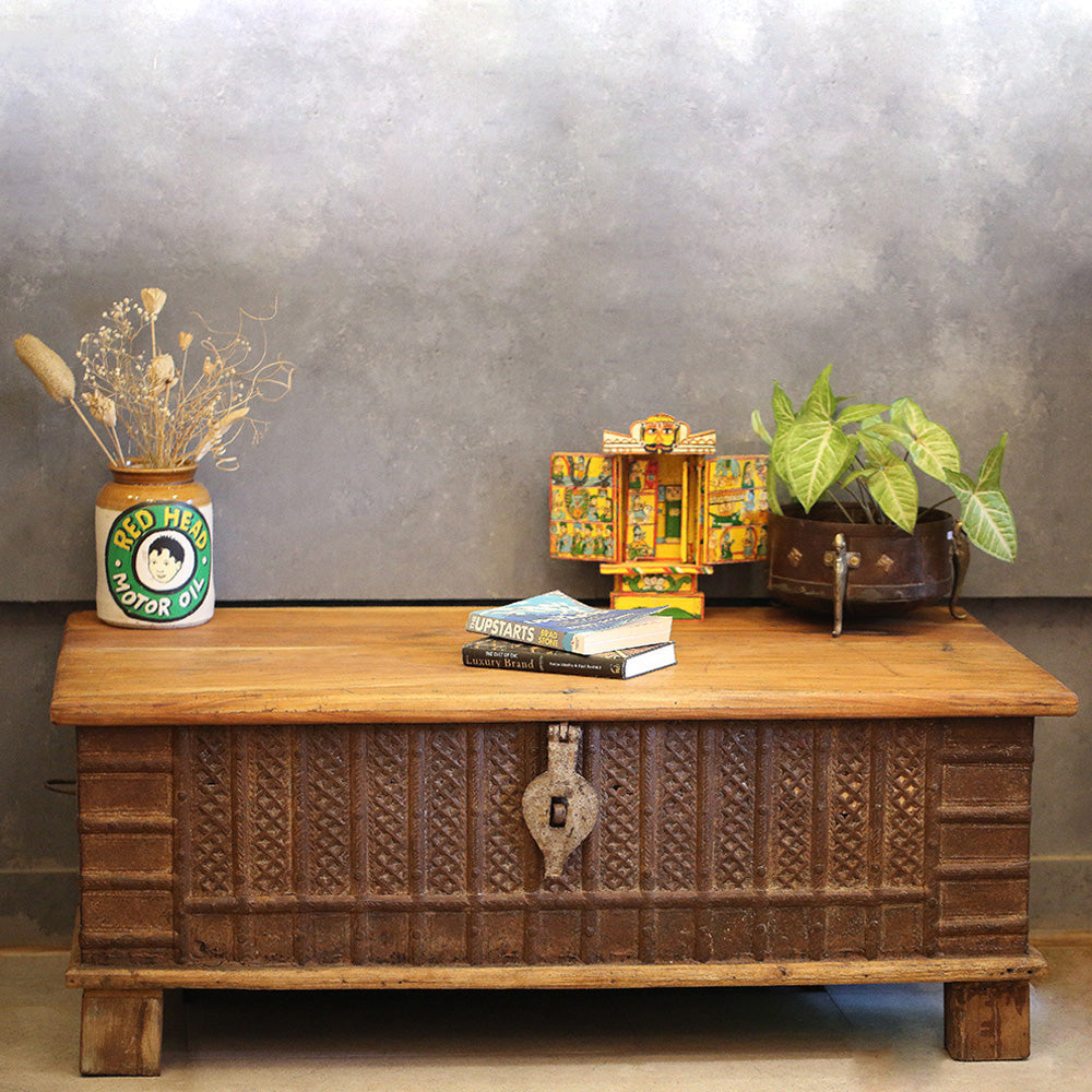 Large Chest Box Coffee Table