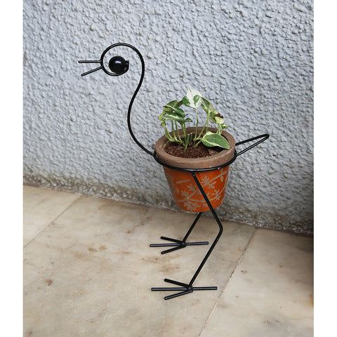 Bird Pot Holder