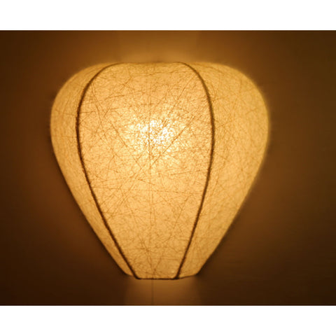 Decorative Lotus Thread Wall Light