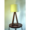 Nora Table Lamp with Plain Shade