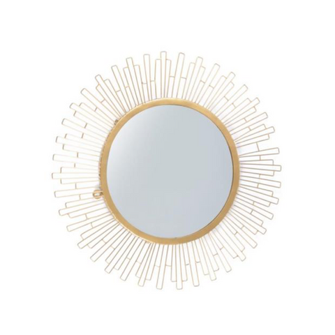 Marina Gold Wall mirror