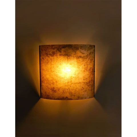 Plain Acrylic Wall Light