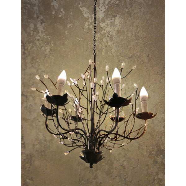 Chandelier india buy chandelier online sunshine boulevard raindrops chandelier aloadofball Gallery