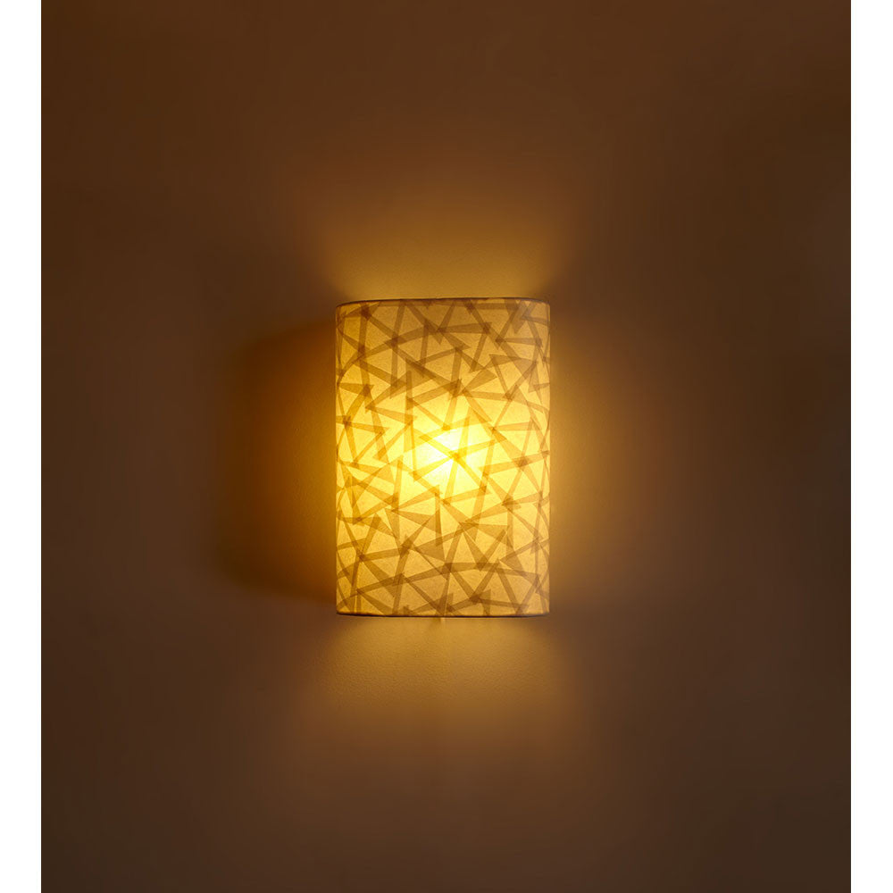 Recto Paper Wall Light