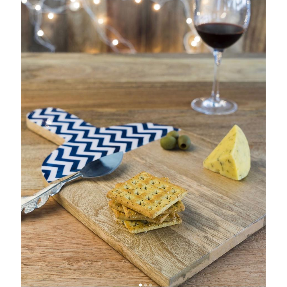 Wooden Cheese Platter