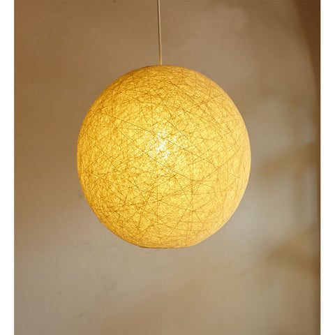 Thread Ball Ceiling Lights