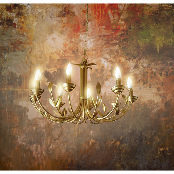 Chandelier india buy chandelier online sunshine boulevard foliage chandelier mozeypictures Choice Image