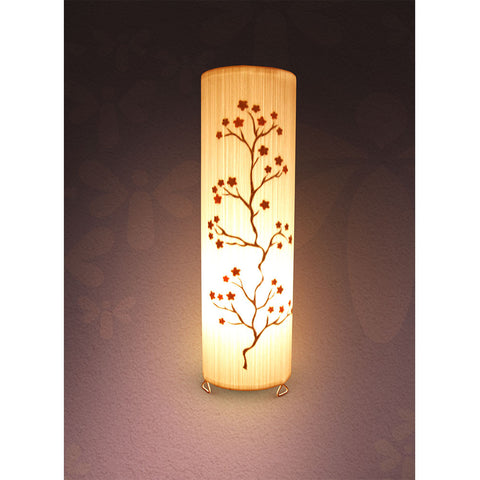 Cherry Design Thread Table Lamp