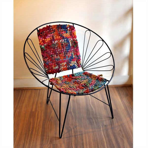 Metal Katran Chair