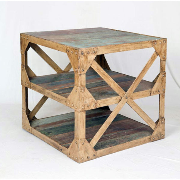 Multipurpose Wooden Table