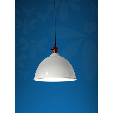 White Doc Pendant Ceiling Lights