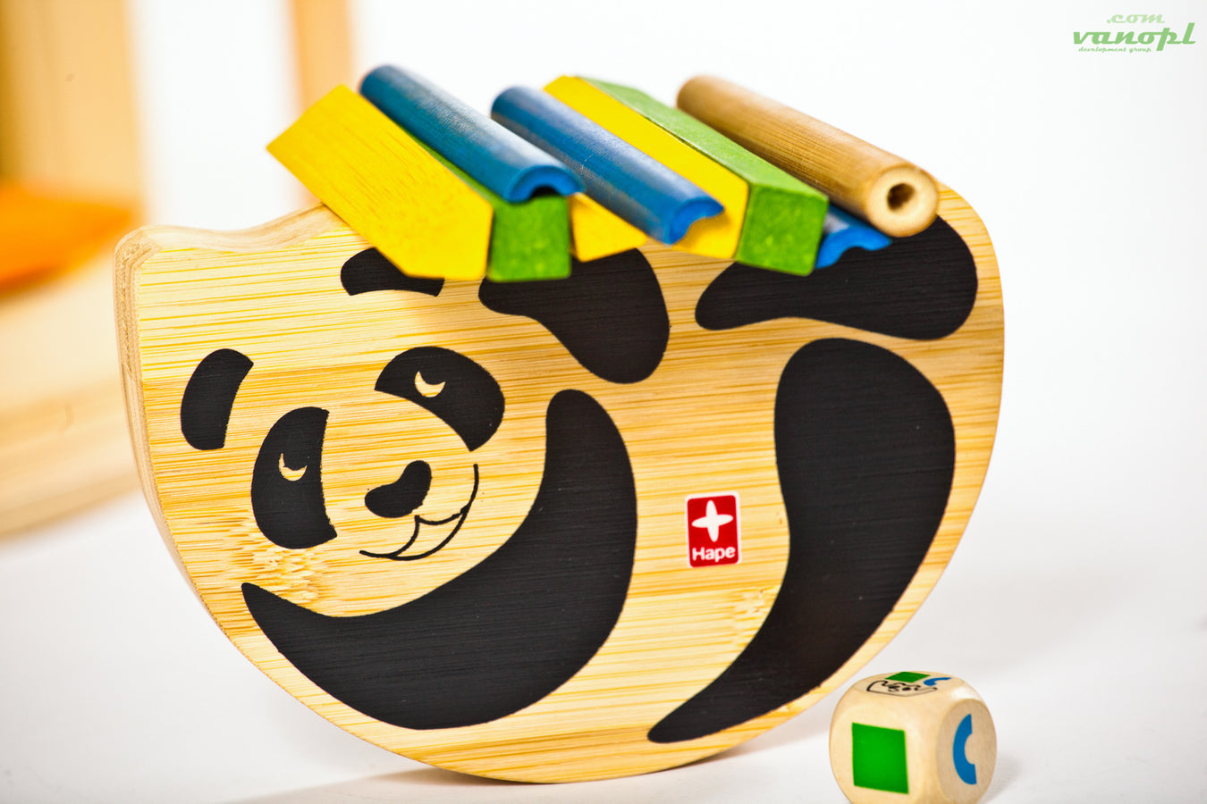 Балансири з бамбуку - Hape Bamboo Collection