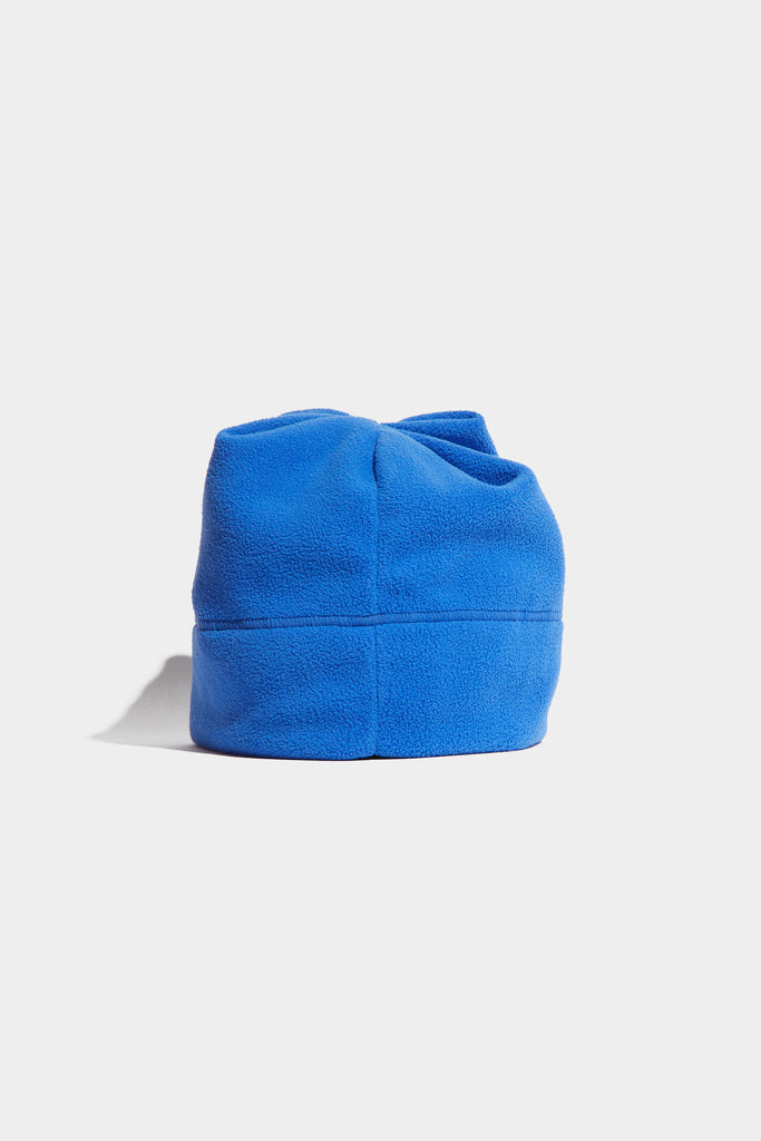 Adsum - Core Logo Fleece Beanie - Electric Periwinkle - Northern Fells