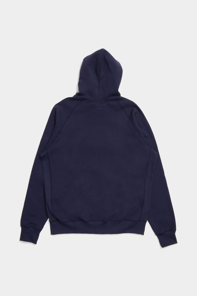 Adsum -  Core Logo Hoodie - Navy - Northern Fells