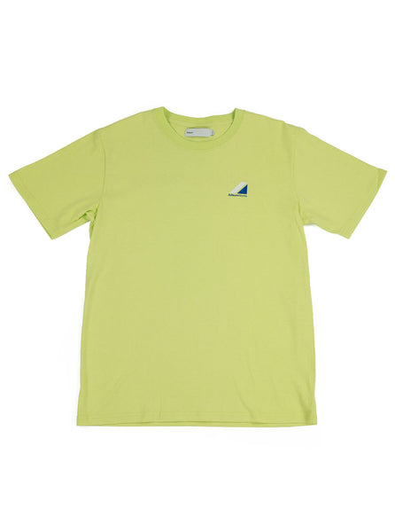 Adsum - AdsumWorks Tee - Hi Vis Yellow - Northern Fells