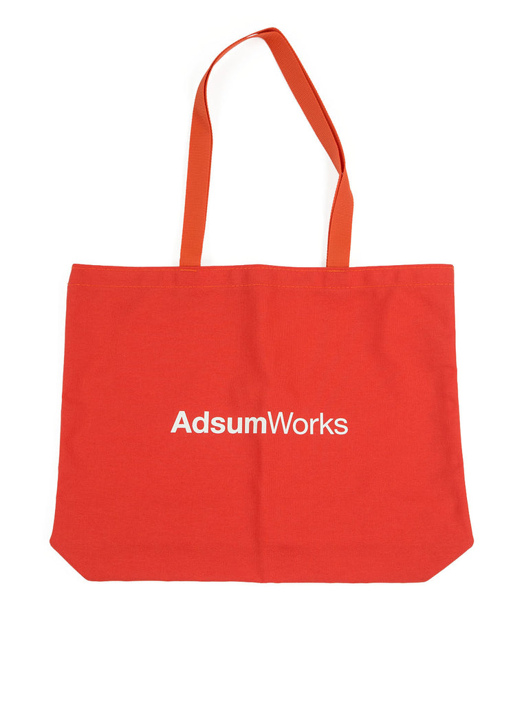 Adsum - AdsumWorks Tote Bag - Blood Orange - Northern Fells